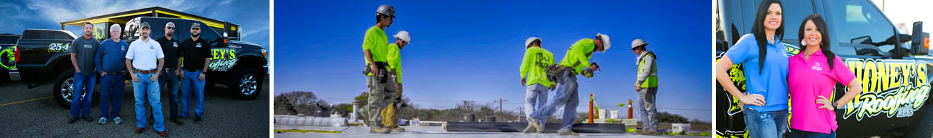 About Us Honey S Roofing Commercial Roofer In Waco