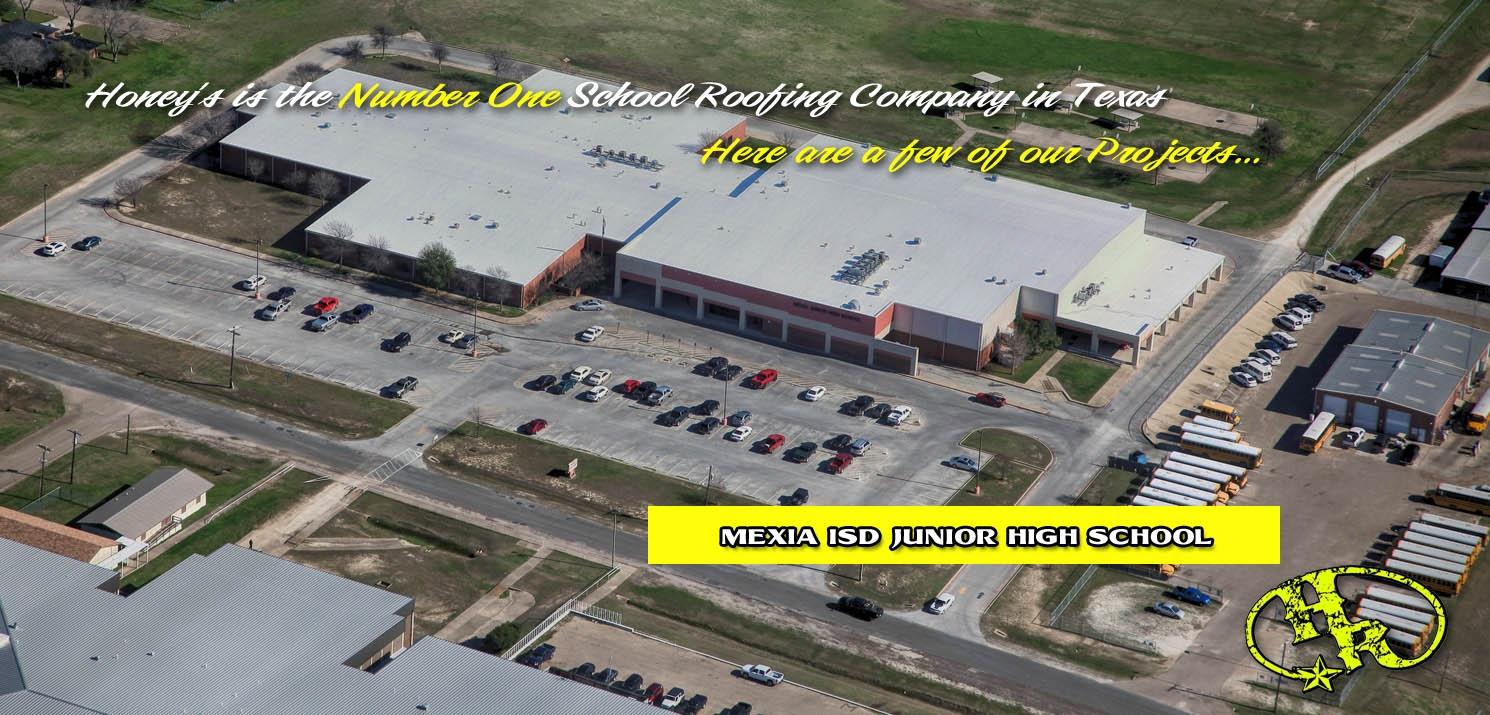 Schools Honey S Roofing Commercial Roofer In Waco