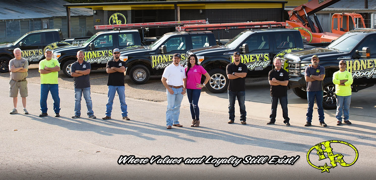 Honey S Roofing Commercial Roofer In Waco Austin Dallas